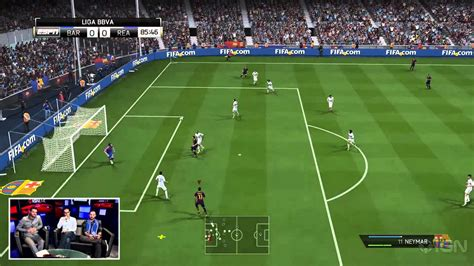 Kaset Xbox One Pes 2017 fifa 14 playstation 4 gameplay demo ign live