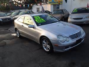 2003 Mercedes C230 Kompressor 2003 Mercedes C Class C230 Kompressor 2dr Coupe In