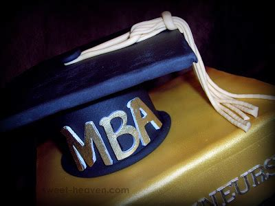 Mba Graduation Cake by 3d Cakes Sweet Heaven