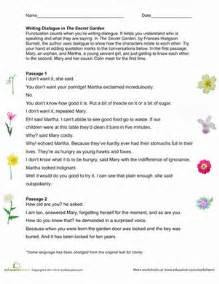 using quotation marks worksheet education com