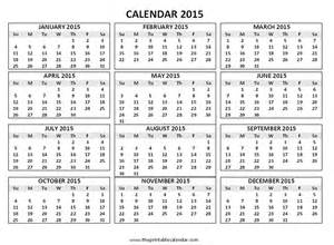 2015 one page calendar template printable 2016 calendar by 3 months calendar template 2017