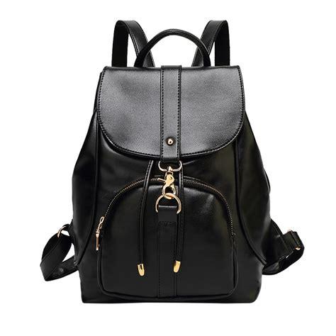 new vintage pu leather travel shoulder satchel