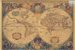 Old nautical map of the world galleryhip com the hippest galleries