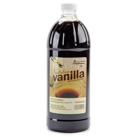 Cap Vanilla 1oz vanilla extract recipe dishmaps