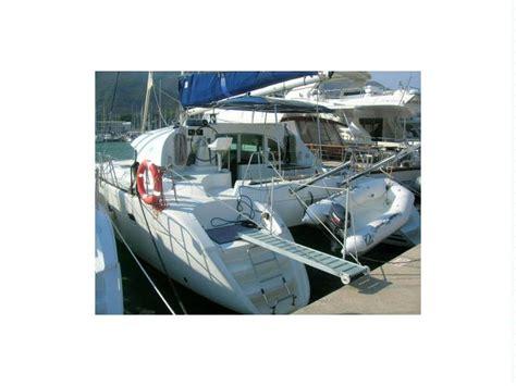 catamaran for sale barcelona lagoon 380 in barcelona catamarans sailboat used 69686