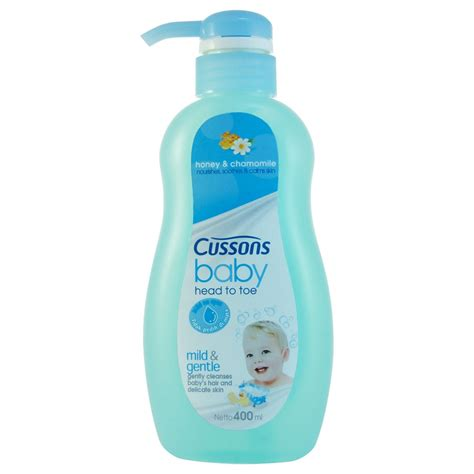 My Baby Hair And Wash 400ml cussons baby to toe wash 400ml shoo lotion