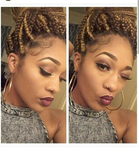 booty braids and a hair cutt gold braids braids twists dreds pinterest braids and