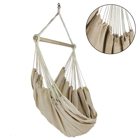 hängesessel set hammock chair hanging chair swing seat garden