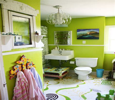 Kids Bathroom Paint Ideas by 15 New And Unique Kids Bathroom Ideas Qnud