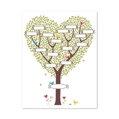 printable family tree art geneaology makes good art family tree templates tree