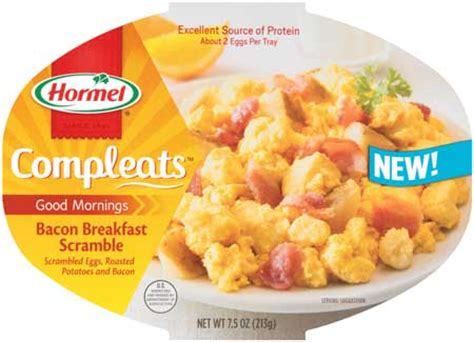 Hormel Compleats Shelf by Boom Times For Breakfast Ift Org