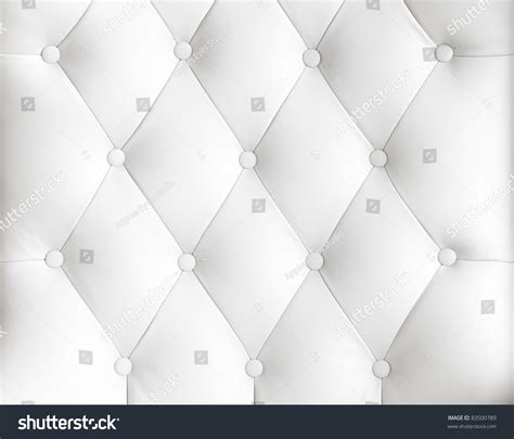 Upholstery Background by White Leather Upholstery Background Stock Photo 83500789