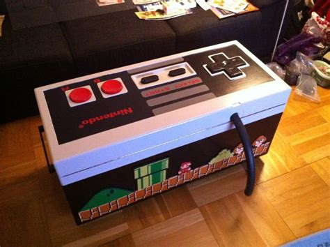 Nes Controller Coffee Table Nell Chairs Diy Nintendo Coffee Table