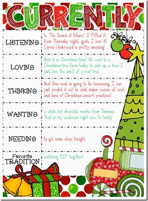 christmas week at school grade garden december currently and spirit