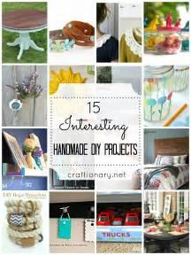 15 interesting handmade diy projects