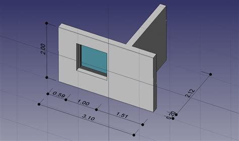 Create Your Floor Plan manual es freecad documentation