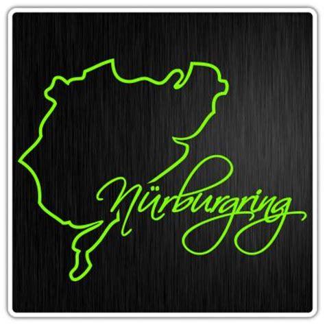 Aufkleber Nürburgring by Rd004 N 252 Rburgring Speedway Motorrad Formel 1 Strecke