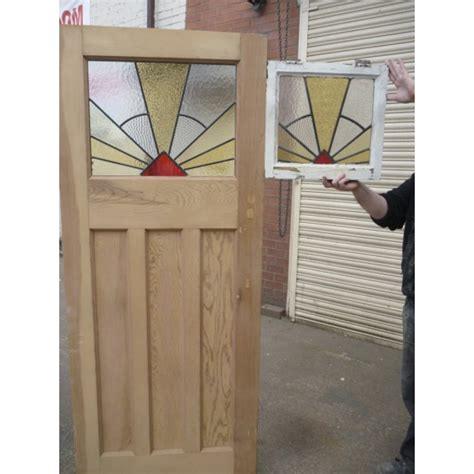 stained glass exterior doors 1930 s stained glass doors 1930 s edwardian original