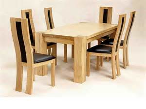 Solid Oak Dining Room Table And Chairs Solid Oak Kitchen Table And Chairs Decor Ideasdecor Ideas