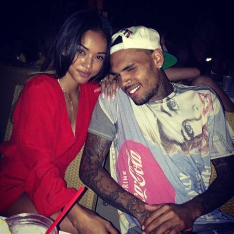chris brown house music karrueche tran granted 5 year restraining order against