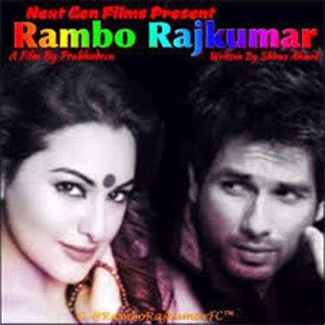 film rambo rajkumar rambo rajkumar hindi full movie online full movie online