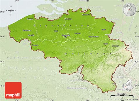 geographical map of belgium belgium geographical map 28 images physical map of