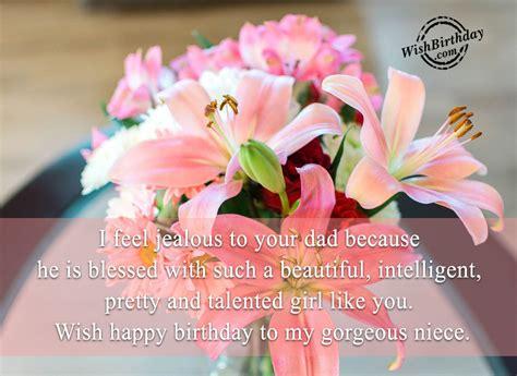 wishes to my wish happy birthday to my gorgeous niece wishbirthday