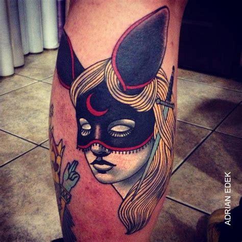 tattoo old school femme tatouage old school femme masqu 233 sur le bras inkage