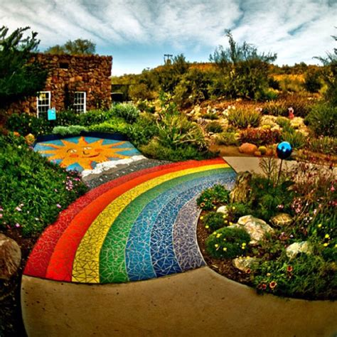 amazing backyard for gardening with children