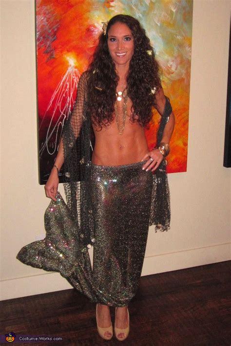 splash  inspired mermaid costume