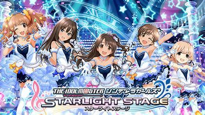 Cd Single Idolmster Cinderella the idolmaster cinderella starlight stage