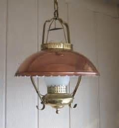 Country Light Fixtures by Vintage Hanging Light Fixture Vintage Hanging Lamp Country