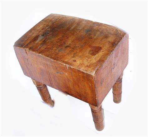 where to buy a butcher block an early 20th century maple butcher block on four turned