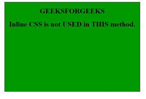 div tag div tag html geeksforgeeks