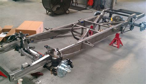 tci improves coil ifs mustang ii suspension rod