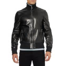 Leather Jacket Gucci Leather Jacket S Fashion