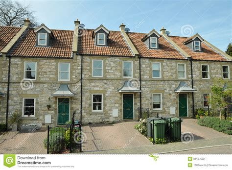 town houses town houses stock photography image 31157522
