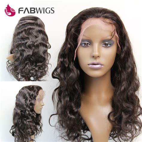 indian human hair weave au freeshipping indian remy human hair full lace wigs body