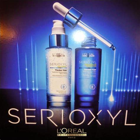 Loreal Serioxyl Thicker Hair Serum l or 233 al serioxyl thicker hair serum 90 ml salonet