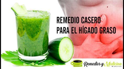 alimentos naturales para desintoxicar el higado jugo verde para desintoxicar el h 237 gado un remedio casero