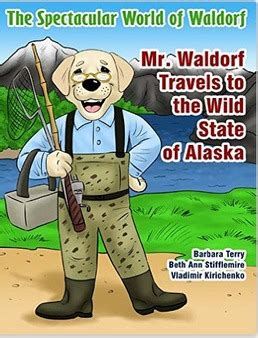 mr travels books the spectacular world of waldorf mr waldorf travels to