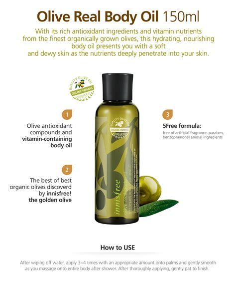 Innisfree Olive Real Lotion innisfree olive real 150ml