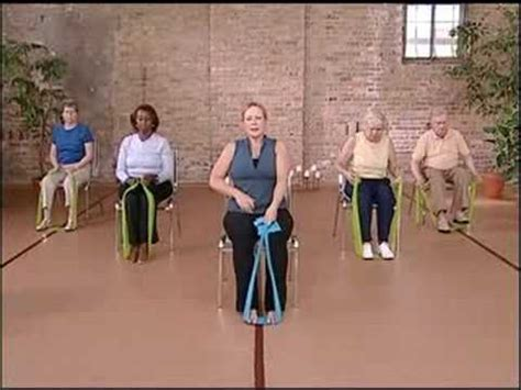 stronger seniors strength resistance workout