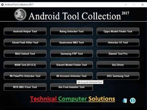 all new android multi frp tool and mi account reset tool all in one android tool collection 2017 all frp tool