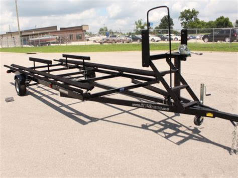 pontoon boat trailer specifications hustler boats trailers pontoons ski and bass boats for