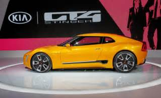 Kia Gt Stinger Car And Driver