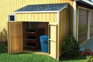 how to build a small lean to storage shed quick woodworking projects