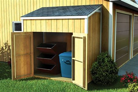 Storage Lean To Sheds