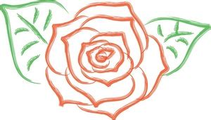 picture of rose clipart image #3345