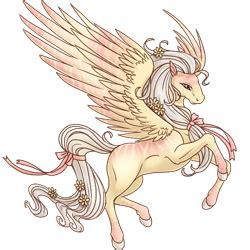 Wisteria Pegasus Valley Of Unicorns Sundress Pegasus